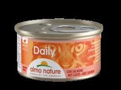 Almo Nature Salmon 三文魚 (158) 主食Mousse貓罐頭 85g