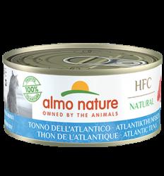 Almo Nature - HFC Natural系列 大西洋吞拿魚 (5125) 貓罐頭 150g