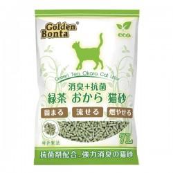 Golden Bonta 綠茶味 豆腐砂 7L