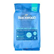 Blackwood Duck, Salmon & Field Pea Recipe 特調無穀 全齡貓配方 (鴨肉+三文魚+碗豆) - 4lb