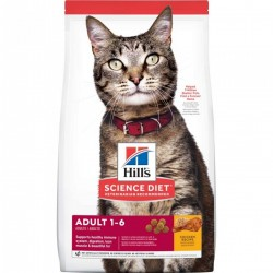 Hill's 希爾思 成貓(1-6)貓糧 10kg
