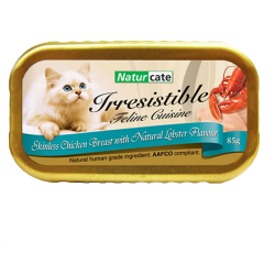 Naturcate Skinless Chicken Breast with Natural Lobster Flavour雞肉(龍蝦) 85g