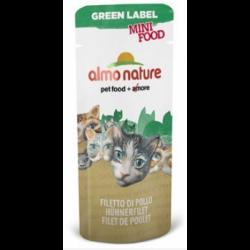 Almo Nature Green Label Mini Food 雞柳貓小食 3g