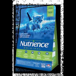 Nutrience 紐翠斯 Original 經典系列幼貓配方 (雞肉糙米配方) 2.5kg (5.5lb)