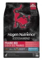 Nutrience 紐翠斯 Sub Zero–頂級紅肉、海魚全貓配方 (生肉粒配方) 5kg (11lb) (紅+黑)