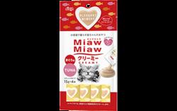 Miaw Miaw 吞拿魚肉醬 15g x4