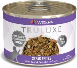 澳洲放牧牛、南瓜 - 85g WeRuVa 尊貴系列 Steak Frites