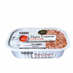 Main Course全營養主食罐-100%純雞肉 115g x24罐優惠