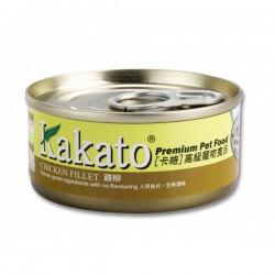 卡格 雞柳 Kakato Chicken Fillet 70g