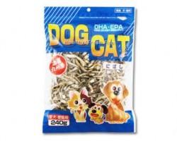 Dog & Cat 原味沙甸魚 240g
