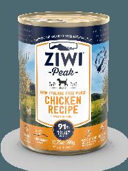 Ziwipeak - 鮮肉狗罐頭放養雞配方 170g