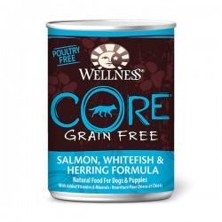 Wellness CORE 海洋魚﹙無穀物﹚ 12.5oz  到期日: 11/2021