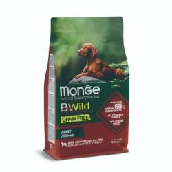 Monge 無穀物 羊肉薯仔豌豆配方 成犬乾糧 2.5Kg