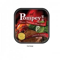 Pompey 寶貝金牌純天然狗糧 雞肉+蔬菜 配方