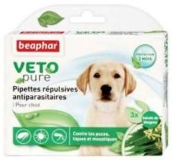 Beaphar VETO Nature 自然滴劑 (1盒3支 - 幼犬)