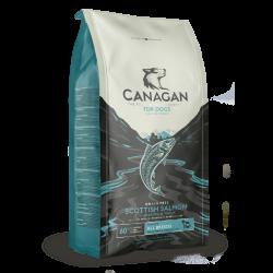Canagan 無穀物 蘇格蘭三文魚配方(全犬用) 2kg 到期日: 06/08/2020