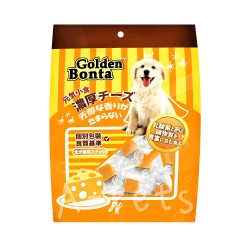 Golden Bonta 精選香濃芝士方塊(真空獨立包裝10枚) 到期日: 06/2021
