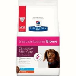 [凡購買處方用品, 訂單滿$500或以上可享免費送貨]  Hills Prescription Diet GI Biome 腸胃益菌處方狗糧 (細粒) 1.5kg