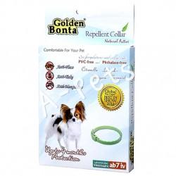 Golden Bonta - 天然抗蚊虱帶 (小型犬)