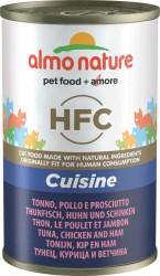 Almo Nature 吞拿魚+雞肉+火腿 貓罐頭 (5095H) 140g