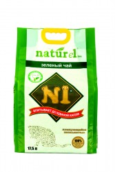 N1 豆腐貓砂17.5L(綠茶味)  x6包優惠  (共兩箱)