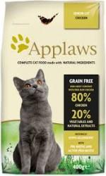 Applaws  無穀物老貓乾糧 - 雞肉配方 2kg