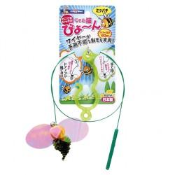 Cattyman 鐵線逗貓棒玩具 (蜜蜂)