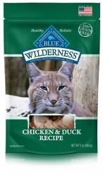 BLUE Wilderness 雞肉+鴨肉鬆軟小食 2oz