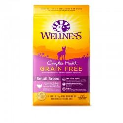 Wellness Complete Health 小型犬配方 狗乾糧 4磅