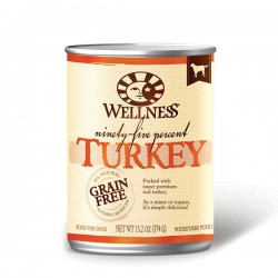 Wellness 95% 鮮火雞肉﹙無穀物﹚12.5oz