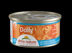 Almo Nature Tuna and Cod 吞拿魚鱈魚 (147) 主食Mousse貓罐頭 85g