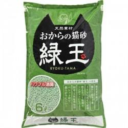 綠玉豆腐砂