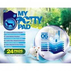 My Potty Pad 殿堂吸寵物尿墊 60x90 CM 24片