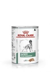 [凡購買處方用品, 訂單滿$500或以上可享免費送貨]  Royal Canin - Satiety Support Weight Management (SAT30) 飽肚感體重管理處方 狗罐頭 410g x12罐原箱