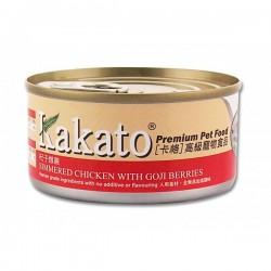 Kakato 卡格 杞子燉雞 Kakato Simmered Chicken with Goji Berries 170g