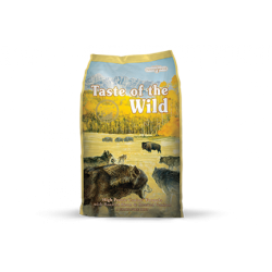 Taste of the Wild無穀物烤野牛 +烤鹿肉配方 High Prairie Canine Formula 2kgs