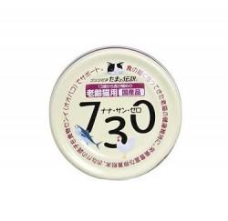 日本三洋 小玉傳說 年齡階梯 730 老貓配方 - 70克 x24罐優惠
