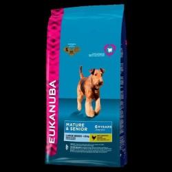 EUKANUBA 優卡高齡犬 (大型犬)15kg