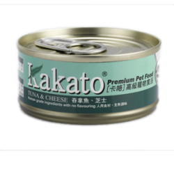 Kakato  吞拿魚, 芝士 70g