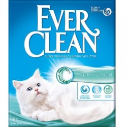 Ever Clean (低塵配方) 藍鑽海洋香芬配方 10L (19.8lb)